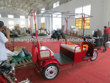 big size electric rickshaw for indian market (TRI-9)