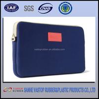 Promotional factory price laptop case neoprene