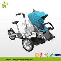 Aluminum Big Wheels Baby Pram Bike Stroller Kids Carriage For Sale
