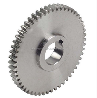 high precision chain wheel/ sprokets for roller chains 10B-1 for reduction gears