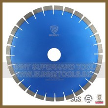400mm U shape diamond segment sawblade,granite stone edge cutting diamond circular saw blade