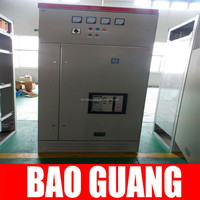 three phase MCCB electrical main distribution switch board panel