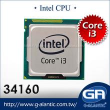 34160 CPU Intel Processor Core I3 cpu i3-4160 3.6 GHz 4M/1150
