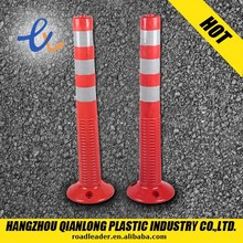 competitive price solar collapsible flexible warning post