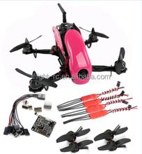 Robocat 270mm 4-Axis carbon fiber Racing Mini Quadcopter CW350 Frame with Hood Cover for FPV qav250 rc quadcopter