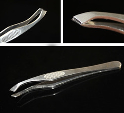 Cosmetic Factory Cute China Manufacturer Fashion Cosmetic Slant Tweezers