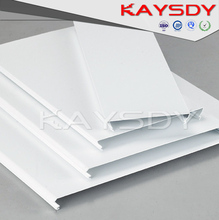 2015 hot sale C shaped aluminum ceiling / aluminum linear ceiling