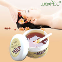 100% natural hair removal paste