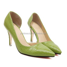 In stock dress shoes office shoes women high heel shoes online PE3433