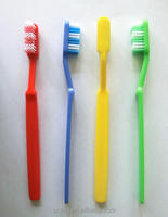 Can be customized adult toothbrush nylon brush most popular hanger packing