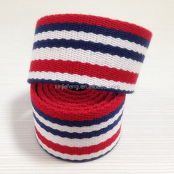 cotton webbing for golf trolley straps