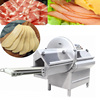 helped machinery frozen meat slicer for cheese sausage ham