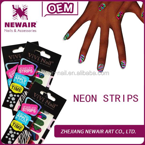 Wrap Nail Supplies Paint Design