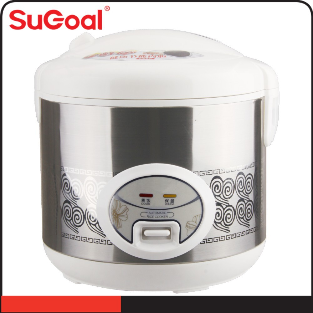 Electric Kitchen Appliances : Small Kitchen Appliance Industrial Electric Rice Cooker with Plastic ...