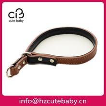 fashionable genuine leather pet collars