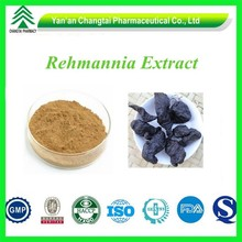 Tratar Febrile calor enfermedad GMP dedalera china raíz Rehmannia Glutinosa extracto