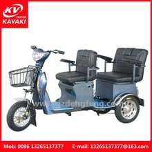 Famous brand electric tricycles for passenger for disable and old people