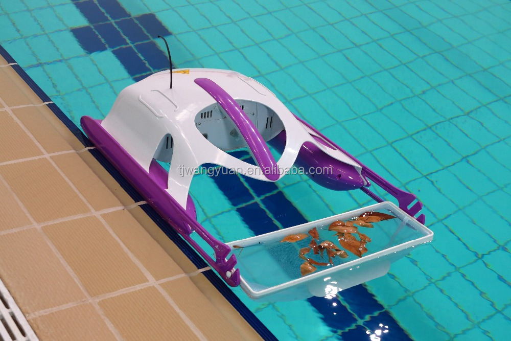 Swimming Pool Surface Cleaner Pool Cleaner Cleaning The Surface Of The Swinmming Pool Buy