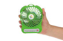 small size table cheap price promotional cartoon mini fan for school