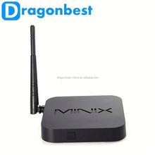 Google android 4.4 smart tv box MINIX NEO Z64 internet tv box 2GB/32GB Interl z3735F android tv box with keyboard