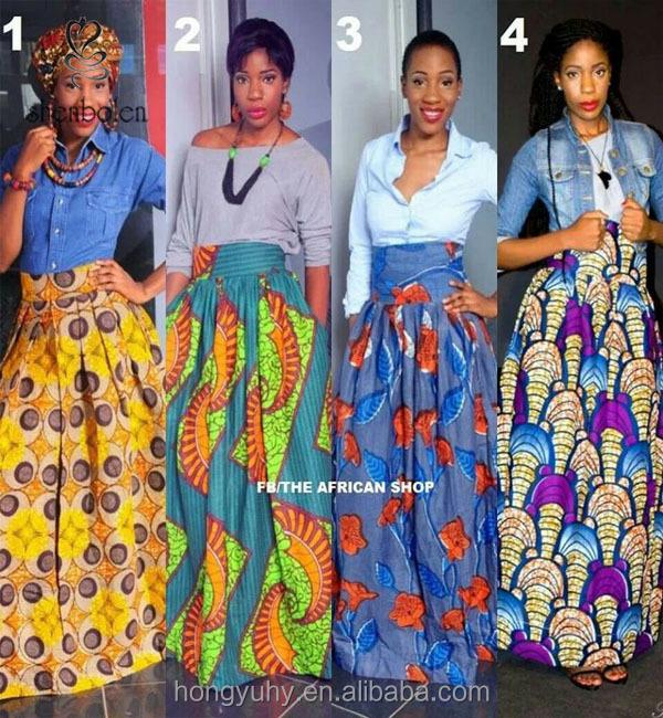 M40785 Cheap Price Custom Make Traditional African Print