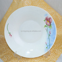 Eco-friendly ISO9001 porcelain Chinese dishes plates,antique chinese porcelain plates,personalized porcelain plates