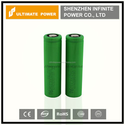 Authentic sony 18550 v3 battery 3.7v 2250mah rechargeable battery on sale
