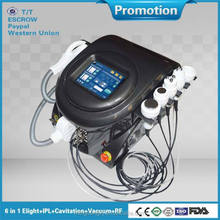 6 in 1 elight ipl cavitation vacuum winkle removal machine
