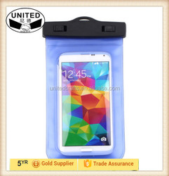 PVC Dry Pouch Bag Case Cover Waterproof Bag Underwater For All Cell Phone