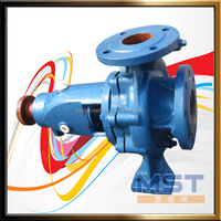 Water pump for building water supply system
