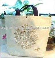 Cotton handle shopping bag
