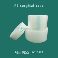 medical disposables china/adhesive perforated polyethylene tape