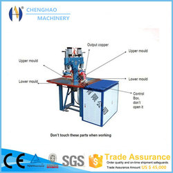 high quantity new design semi-auto pvc blister thermoforming machine ,widely used