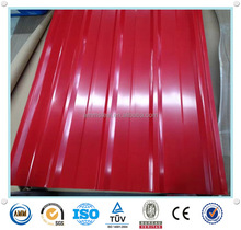 Corrugated Roofing Sheet Color Coated Steel Coil Prepainted Galvanized Steel Coil Roofing Sheets Building Materials