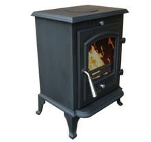 hot sale cast iron wood burning fireplace