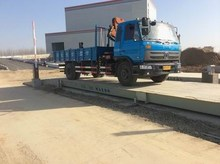 200Ton portable digital weigh bridge made in China