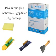 Mosaic tile glue special mosaic tile adhesive and construction tools