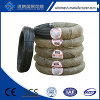 16 18 20 gauge high quality black annealed wire&annealed iron wire &annealed wire manufacturer