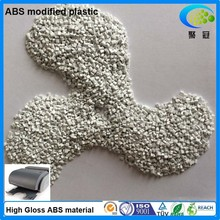 Injection grade material ABS plastic pellets for extrusion ABS granules
