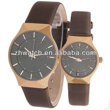 2013 новинка новые кожаный часы онлайн