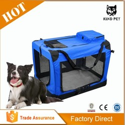 Portable Soft Pet Carrier or Crate or Kennel for Dog, Cat, or other small pets.