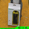 Upgraded version solar power universal mobile phone charger 5000mAh / solor power bank