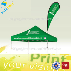 High Quality Aluminum folding tent for promotion