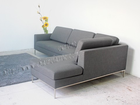 High Quality Living Room Modern Fabric Corner Sofa - Buy Corner Sofa
