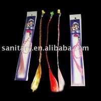 Wedding Party Concert led hair extension flashion LD30760