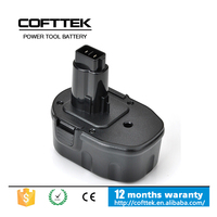 New replacement 14.4 v nicd battery fit for dewalt tools DC551KA, DC612KA, DC613KA, DC614KA, DC615KA, DC728KA, DC731KA, DC735KA
