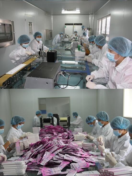 Rapide Leishmania Ab Test kit