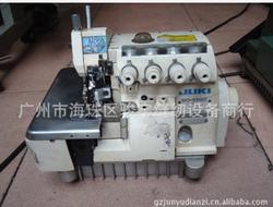 Useful low price used juki 4 thread 5 thread overlock industrial sewing machine