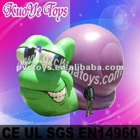 giant inflatable cartoon man