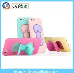 Lovely Bowknot Mobile Phone case cover for apple